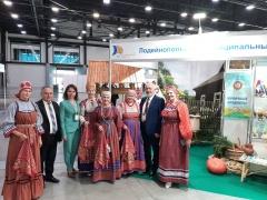 Лодейнопольский район на «Агроруси»
