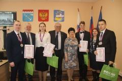Таланты учебы получили награды